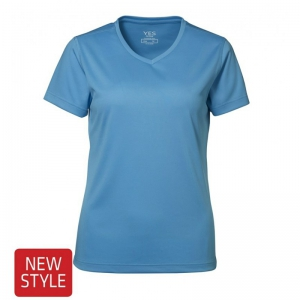 YES ACTIVE LADIES T-SHIRT