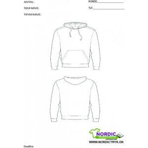 Sweatshirt Tryk