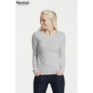 Ladies LS T-Shirt