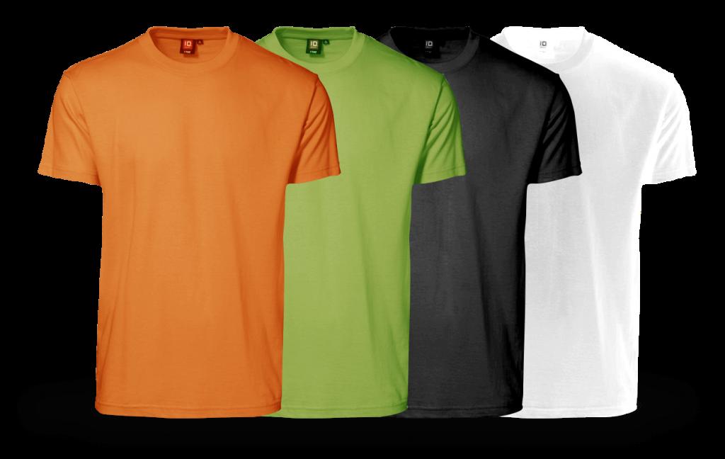 be617d45 T Shirt med Print & Tryk   Tryk på tøj - Nordictryk